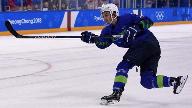 Slovinský útočník Žiga Jeglič dostal osmiměsíční trest za doping.