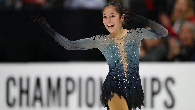 Alysa Liuová.