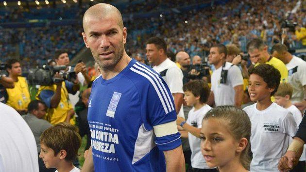 Legendární fotbalista Zinedine Zidane bude sportovním ředitelem Realu Madrid.