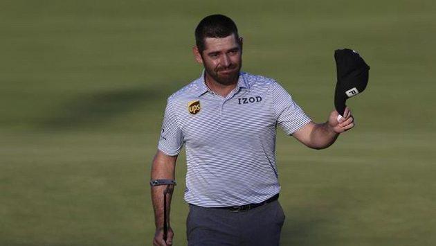 I po třetím kole je v čele British Open jihoafrický golfista Louis Oosthuizen