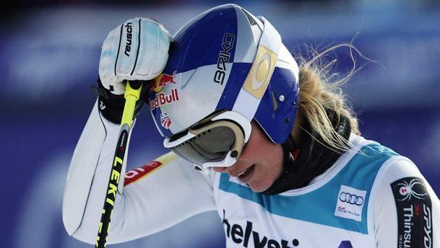 Lindsey Vonnová se vrací k lyžování.