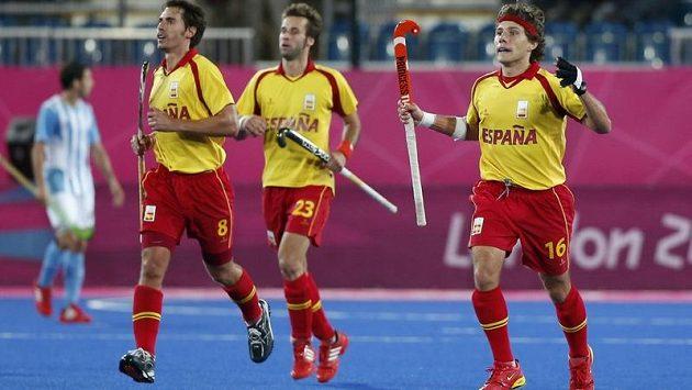 Španělský pozemní hokejista Alex Fábregas se na OH postaral o velký rozruch.