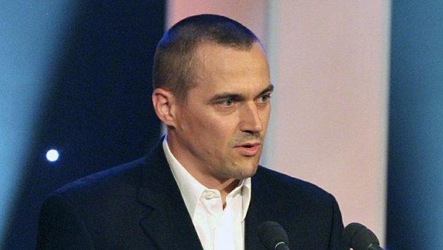 Viktor Ujčík z týmu HC Vítkovice Steel byl vyhlášen nejslušnějším hráčem hokejové sezony 2011/2012.