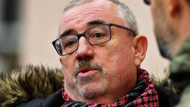 Petr Špaček na archivním snímku z roku 2018.