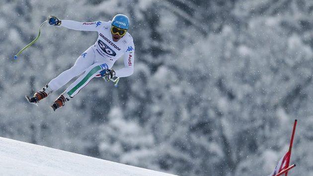 Italský lyžař Innerhofer letos vyhrál už třikrát.