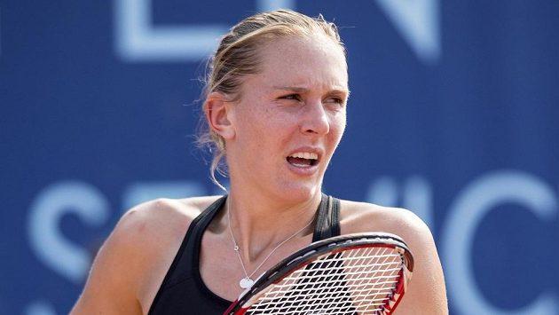 Tenistka Nicole Vaidišová na archivním snímku.