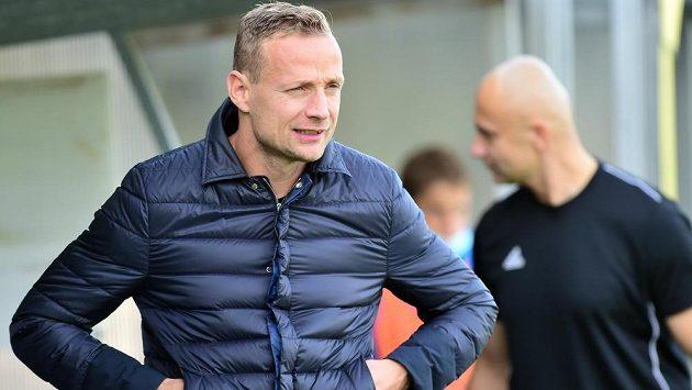 Nový trenér Teplic Jiří Jarošík.