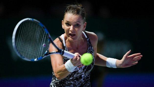 Agnieszka Radwaňská počtvrté v řadě ovládla anketu WTA.