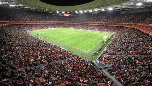 Rekordní návštěva na zápase fotbalistek Athletica Bilbao a Atlética Madrid