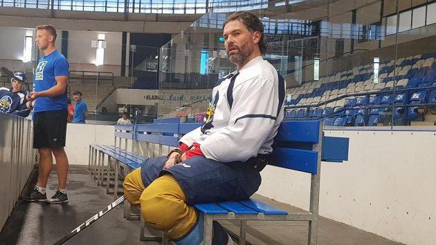 Jaromír Jágr má před sebou další hokejovou sezonu. Tři měsíce nic nedělal