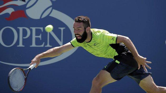 Václav Šafránek si debut na US Open užil.