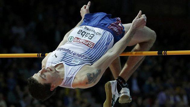 Výškař Jaroslav Bába vybojoval na HME v Göteborgu bronz.