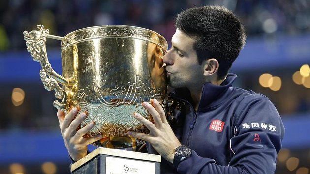 Tenista Novak Djokovič, ilustrační foto.