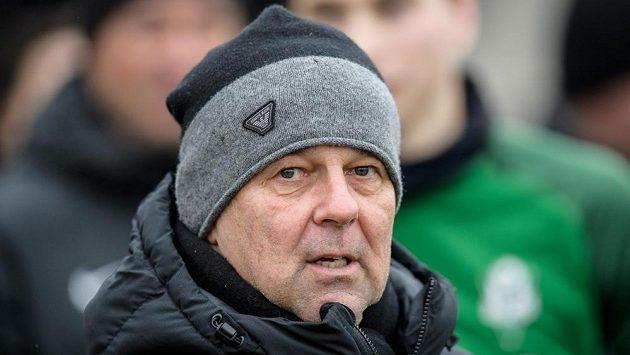 Nový trenér Jablonce Petr Rada.