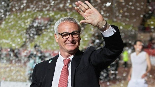 Claudio Ranieri je novým trenérem řeckých fotbalistů.