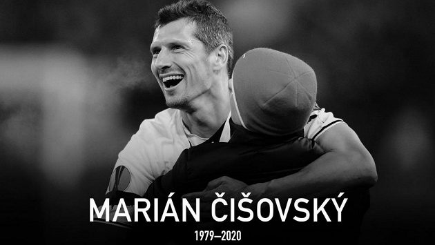 Marián Čišovský svůj statečný boj prohrál