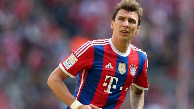 Vymění Mario Mandžukič dres Bayernu?