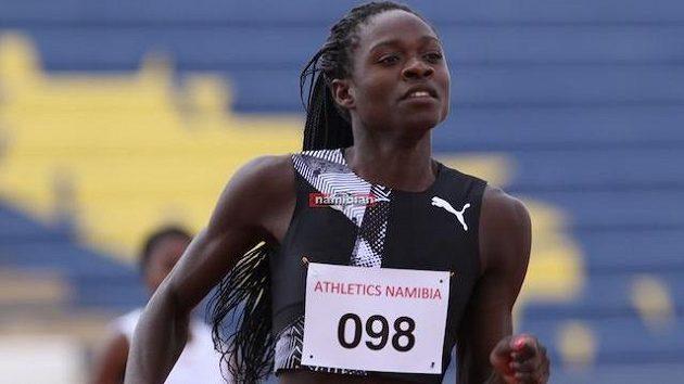 Namibijská čtvrtkařka Christine Mbomaová zaběhla v Bydhošti už potřetí v této sezoně juniorský světový rekord.