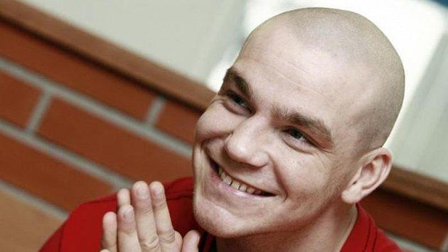 Boxer Ondřej Pála