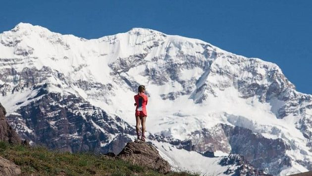 Fernanda Macielová je první ženou, která dokázala za méně než 24 hodin zdolat nejvyšší vrchol Ameriky, pokořila Aconcaguu.