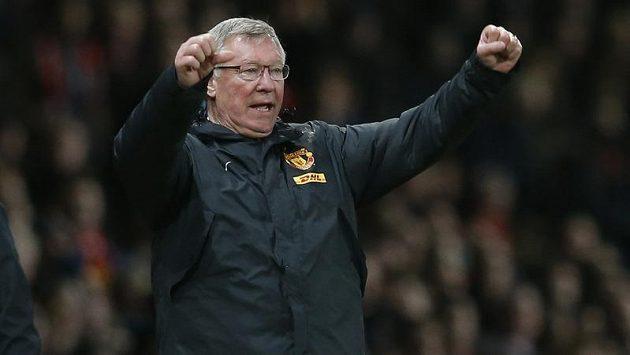 Kouč Manchesteru United Alex Ferguson oslavil na Silvestra jedenasedmdesáté narozeniny, dva tři roky chce ale ještě trénovat.
