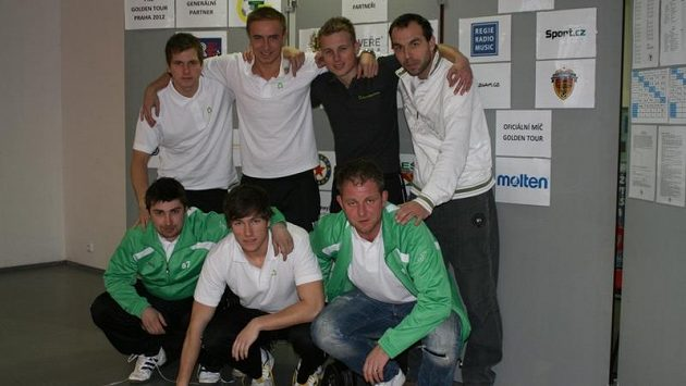 Litoměřický tým Gardenline opanoval 5. ligu PRE Golden Tour Praha 2012