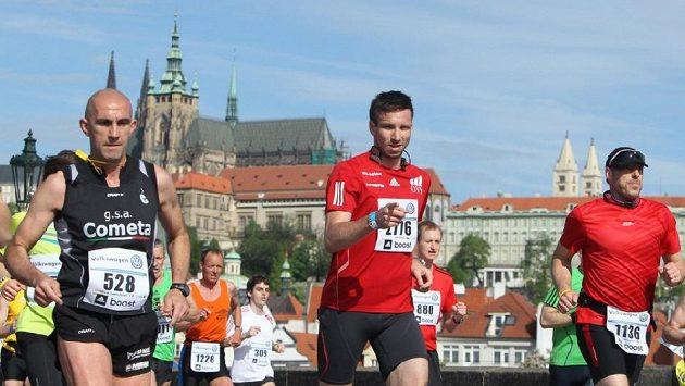 K maratónu a budování běžecké slasti vždy připraven!