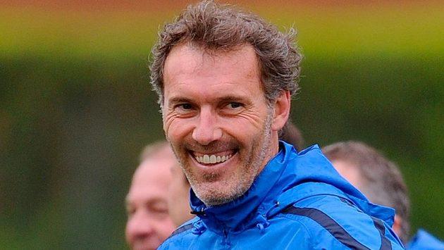 Laurent Blanc se stane novým trenérem PSG.