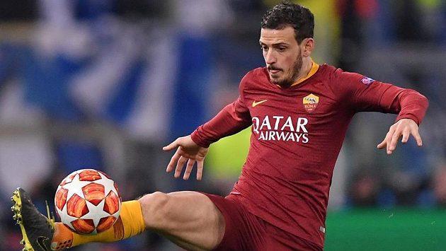 Kapitán fotbalistů AS Řím Alessandro Florenzi odešel na půlroční hostování do Valencie.