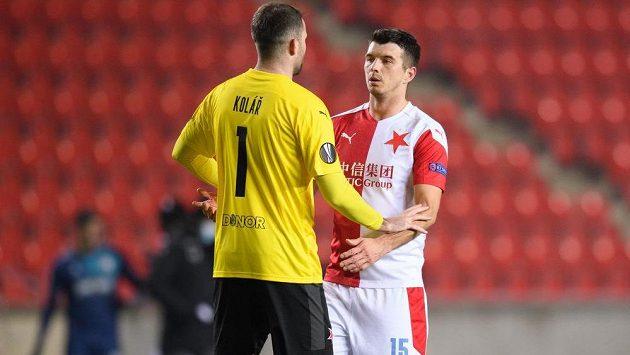 Slavia vypadla ve čtvrtfinále se slavným Arsenalem