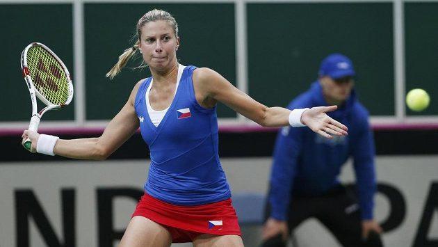 Česká tenistka Andrea Hlaváčková si zahraje opět na Turnaji mistryň