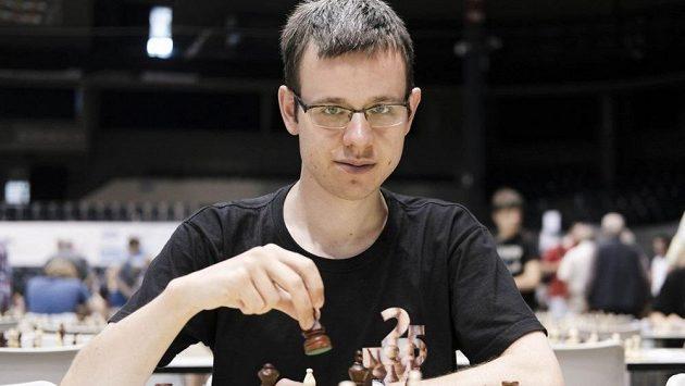 Český velmistr David Navara (ilustrační foto).