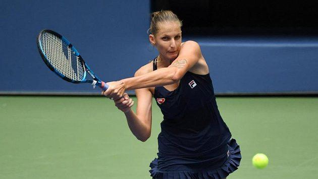 Karolína Plíšková dohrála na US Open už ve druhém kole