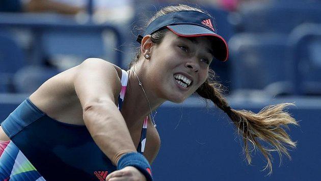 Ana Ivanovičová ukončila sezónu.