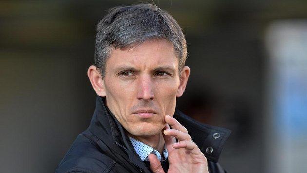 Vedení fotbalového Zlína odvolalo od ligového týmu kvůli špatným výsledkům trenéra Jana Kameníka (na snímku).