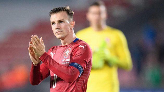 Vladimír Darida patří k oporám národního týmu