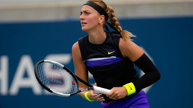 Petra Kvitová na US Open zaznamenala nejhorší výsledek po osmi letech.