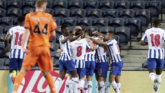 Sestři osmifinále Ligy mistrů Porto - Juventus