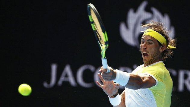 Španělský tenista Rafael Nadal prohrál v prvním kole Australian Open s krajanem Verdaskem.