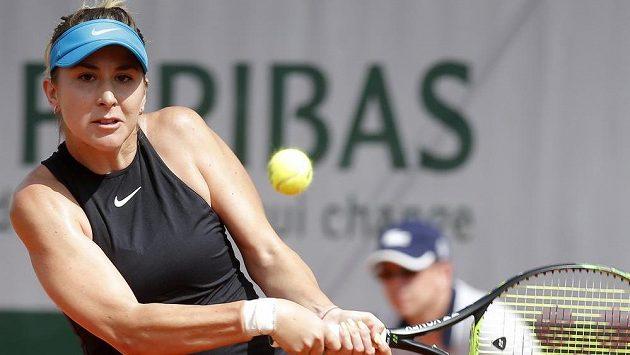Švýcarská tenistka Belinda Bencicová vyhrála na turnaji v Hertogenboschi v prvním kole nad Češkou Terezou Martincovou.