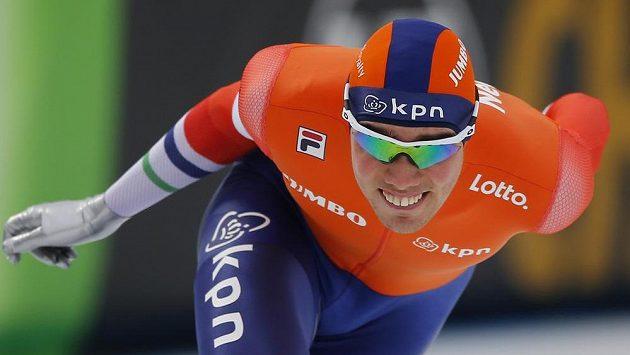 Nizozemec Patrick Roest získal titul mistra světa ve víceboji.