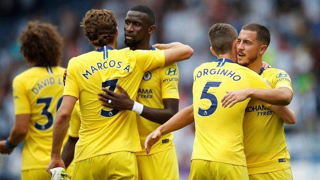 Fotbalisté Chelsea na úvod Premier League nezaváhali