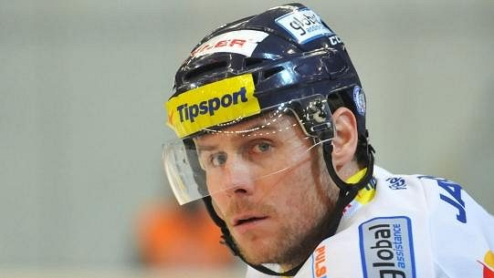 Liberecký hokejista Radek Duda.