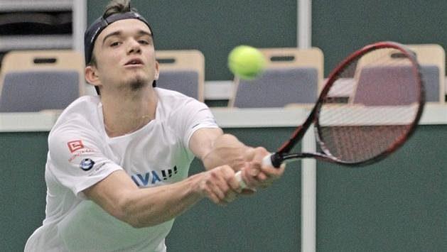 Tomáš Macháč patří k velkým nadějím českého tenisu