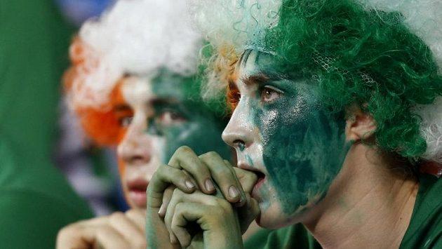 Irští fanoušci moc radosti na Euru nazažili.