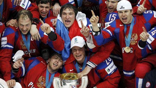 Noví mistři světa, hokejisté Ruska