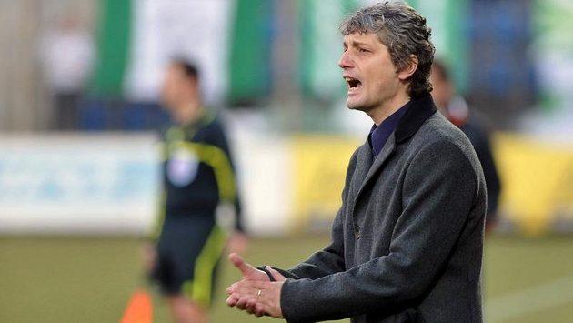 Nový trenér Bohemians Jozef Weber.