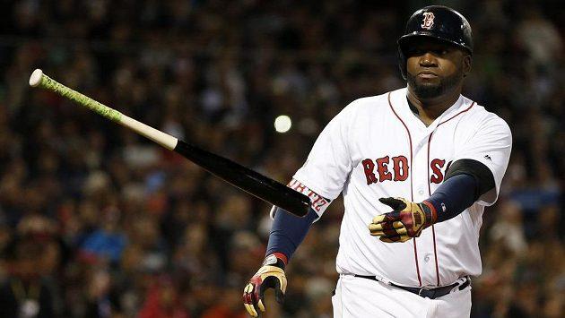 Hvězdný David Ortiz se rozloučil s MLB.