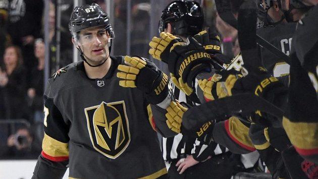 Útočník Vegas Golden Knights Max Pacioretty.
