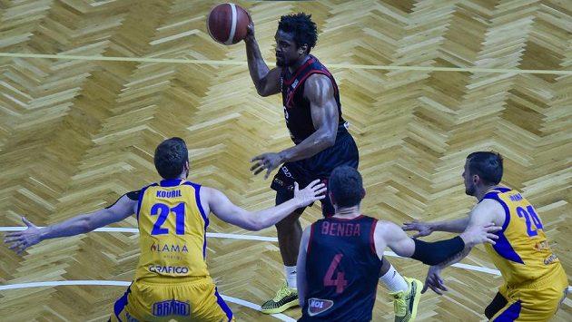 Novým trenérem basketbalistů Nymburka se stal podle očekávání Aleksander Sekulič. (ilustrační foto)